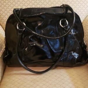 Hobo International EUC Black Shoulder Bag